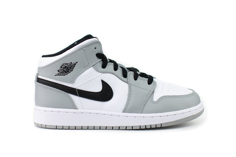 Jordan 1 Mid High Smoke Gray