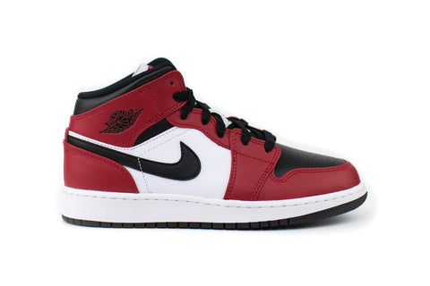 Jordan 1 High Mid Chicago Toe