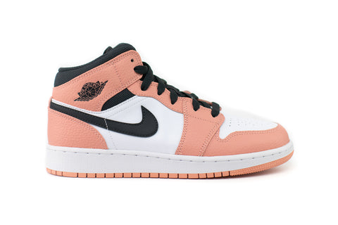 Jordan 1 Mid High Pink Quarz