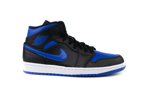 Jordan 1 Mid High Blue Royal