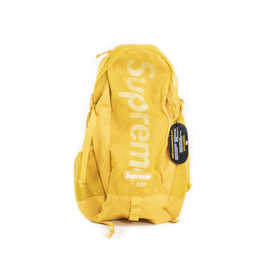 Supreme Backpack (FW20) Gold