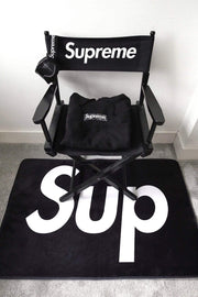 "Mat ""Supreme"" Black Large"