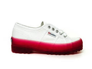 Superga ferragni rosa Low