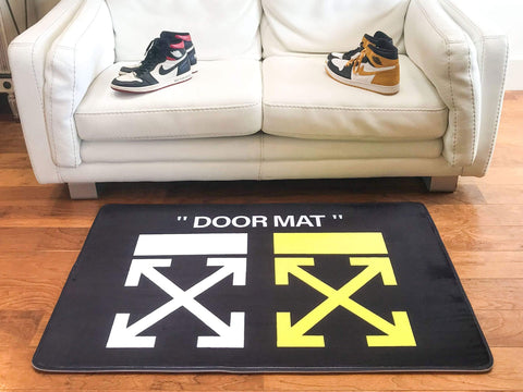 "Mat ""Off-White Door-Mat"" Large"