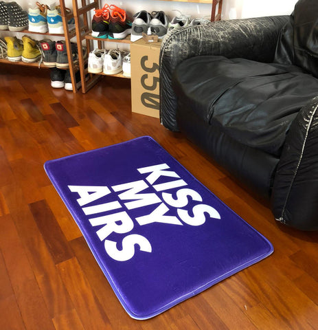 "Mat ""Kiss My Airs"" Violet Small"