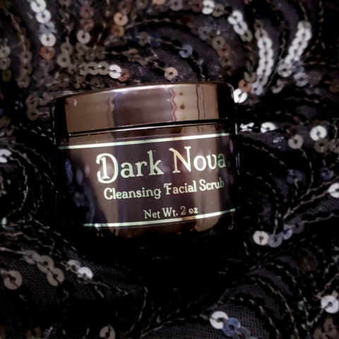 Dark Nova - Facial Scrub
