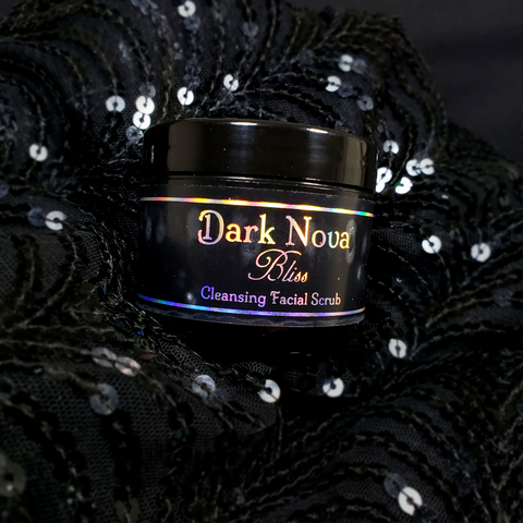 Dark Nova Bliss - Facial Scrub