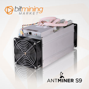 Antminer S9i  14 TH/s + PSU