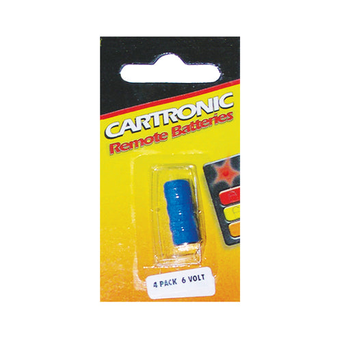 Cartronic Remote Batteries | Pack of 4