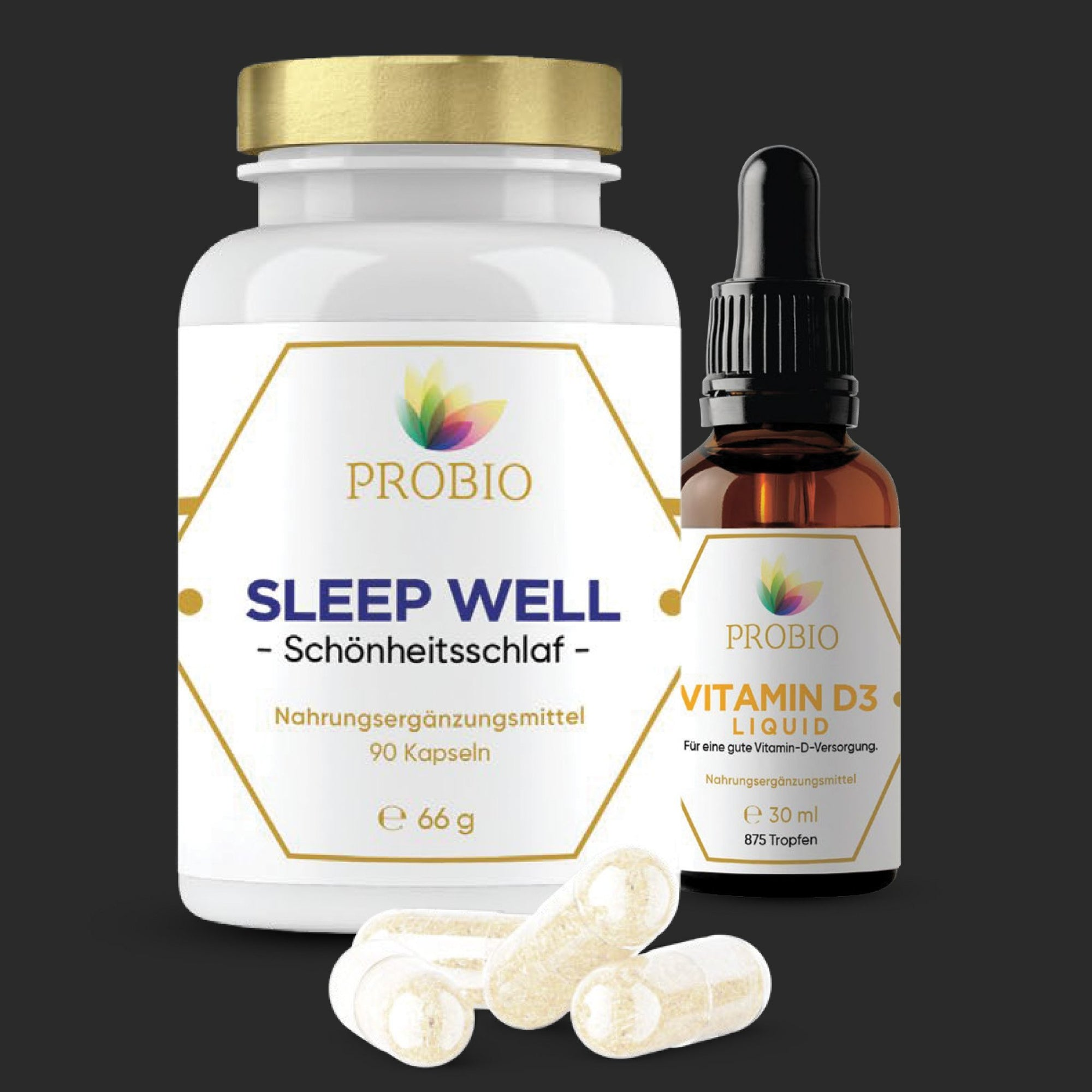 Dream Kit | Optimize Your Sleep Schedule | Melatonin Supplements