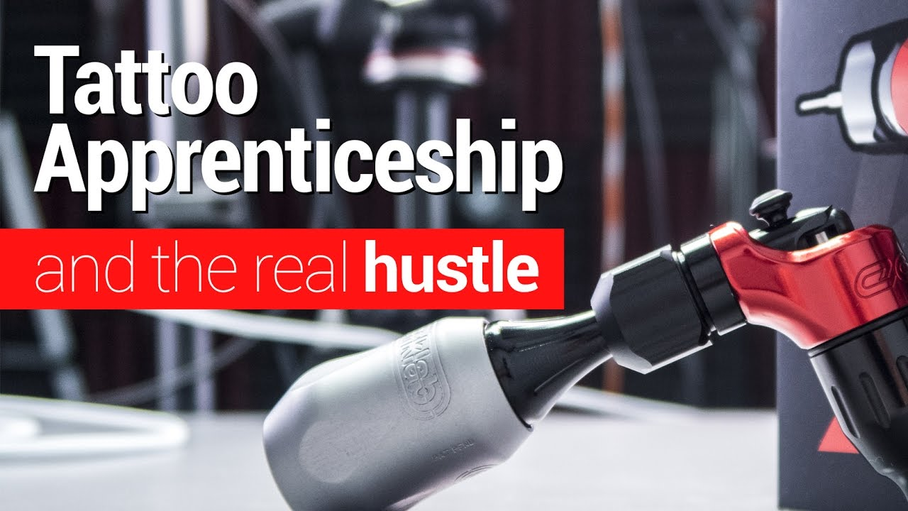 Tattoo Apprenticeship and the truth of the hustle. | FK Irons ...