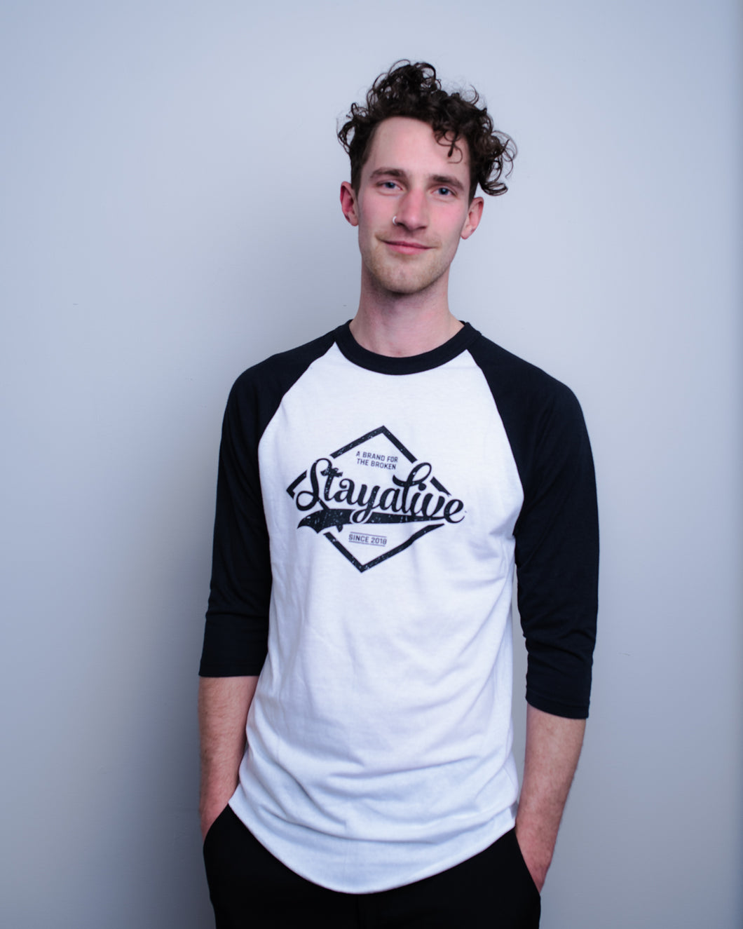 <center>Authentic Baseball T