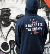<center>Signature Hoody (Navy)