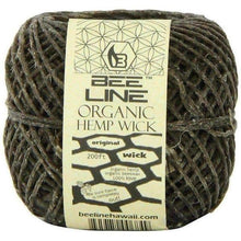 Load image into Gallery viewer, Bee Line Organic Wick 200 ft. Spool-General Merchandise-Vape In The Box