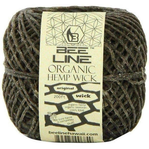 Bee Line Organic Wick 200 ft. Spool-General Merchandise-Vape In The Box