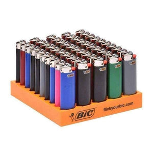 Bic Lighter Classic 50ct Display-Lighters-Vape In The Box