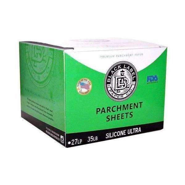 Black Label ULTRA Silicone Coated Parchment Paper - 4
