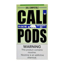 Load image into Gallery viewer, Cali Pods 8pk  JUUL Compatible Nic Salt Prefilled Pods (MSRP 15.99)