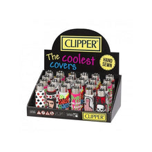 Load image into Gallery viewer, Clipper Lighter Displays: The Coolest Covers-Lighters-Vape In The Box
