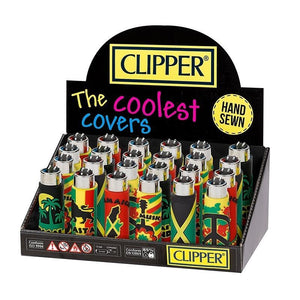 Clipper Lighter Displays: The Coolest Covers-Lighters-Vape In The Box