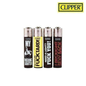 Clipper Lighter Funny Sayings-Lighters-Vape In The Box