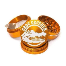 Load image into Gallery viewer, CROC CRUSHER - 2.2 INCH HERB GRINDER-Grinders-Vape In The Box