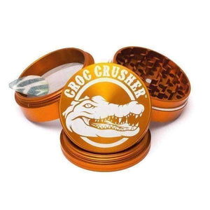 CROC CRUSHER - 2.5 INCH HERB GRINDER-Grinders-Vape In The Box