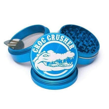 Load image into Gallery viewer, CROC CRUSHER - 2.5 INCH HERB GRINDER-Grinders-Vape In The Box