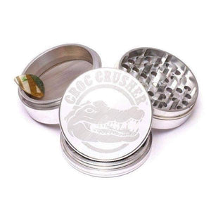 CROC CRUSHER - 3 INCH HERB GRINDER-Grinders-Vape In The Box