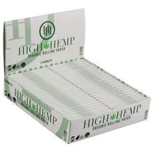 Load image into Gallery viewer, H H Organic Rolling Paper King Size Slim-Rolling Papers-Vape In The Box