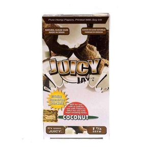 "Juicy Jay's Coconut 1 1/4"" Rolling Papers-Rolling Papers-Vape In The Box"