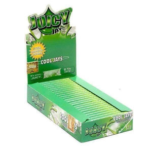 "Juicy Jay's Cool Jays 1 1/4"" Rolling Papers-Rolling Papers-Vape In The Box"