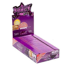 Load image into Gallery viewer, Juicy Jay's Grape 1 1/4-Rolling Papers-Vape In The Box