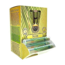 Load image into Gallery viewer, King Palm Super Slow Burning Wraps - Slim - 50 Count-Rolling Wraps-Vape In The Box