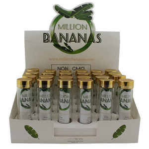 Million Bananas Organic Leaf Display-Rolling Wraps-Vape In The Box