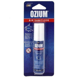 Ozium 0.8 oz Odor-Eliminating Spray-Incense & Air Freshener-Vape In The Box