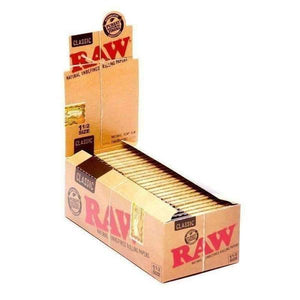 "RAW 1 1/2"" Rolling Papers 25packs-Rolling Papers-Vape In The Box"