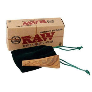 RAW Double Barrel 1 1/4″-Rolling Papers-Vape In The Box