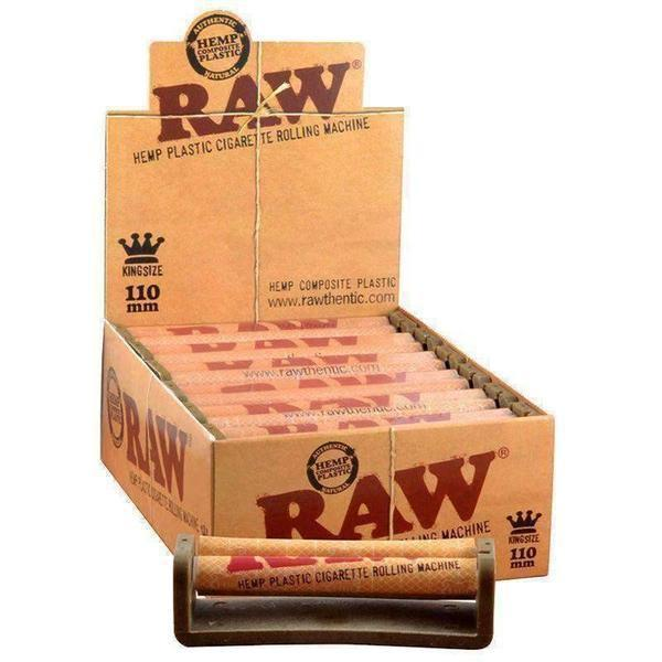 Raw Rolling Paper Machine - 12 Roller 70Mm 79Mm 110Mm 12pk-Rolling Machines-Vape In The Box