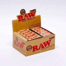 Load image into Gallery viewer, Raw Rolling Paper Tips-Rolling Tips-Vape In The Box