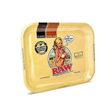 Load image into Gallery viewer, RAW Rolling Tray - RAW Girl - Large-Rolling Trays-Vape In The Box