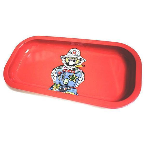 Rolling Trays: Don't Mess with Mario-Rolling Trays-Vape In The Box