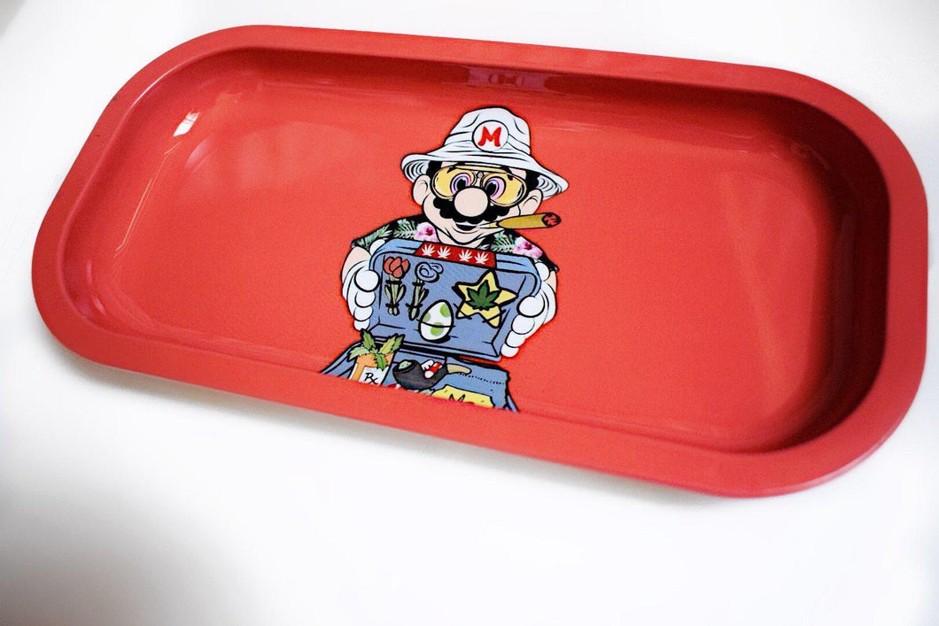 Rolling Trays: Mario's Fear and Loathing in Las Vegas Raoul Duke-Rolling Trays-Vape In The Box
