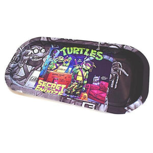 Rolling Trays: The Teenage Mutant Ninja Turtles Secret of the Snooze-Rolling Trays-Vape In The Box