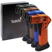 Load image into Gallery viewer, Scorch Torch X-Series Supreme Torch 45 degree Dual Flame-Torches-Vape In The Box