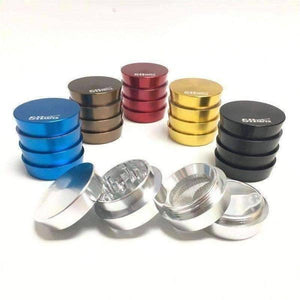 "Sharper Tier 1.5"" Grinder 4 Piece-Grinders-Vape In The Box"