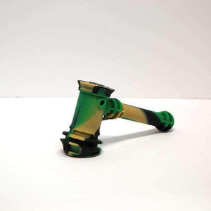 Silicone Hammer Hand Pipe-Hand Pipes-Vape In The Box