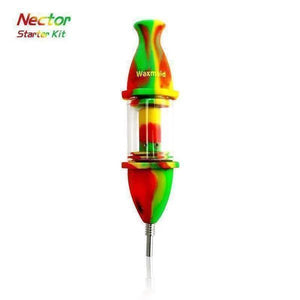 Silicone Nectar Stater Kit-Water Pipes-Vape In The Box