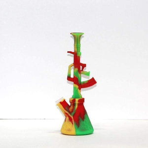 Silicone Water Pipe AK-47-Water Pipes-Vape In The Box