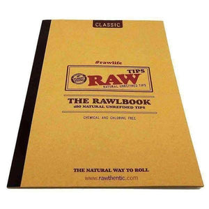 The RAWLBOOK of Tips (480 Tips)-Rolling Tips-Vape In The Box